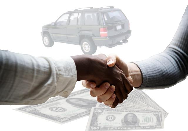 Je trouwe auto verkopen, enkele tips voor succes