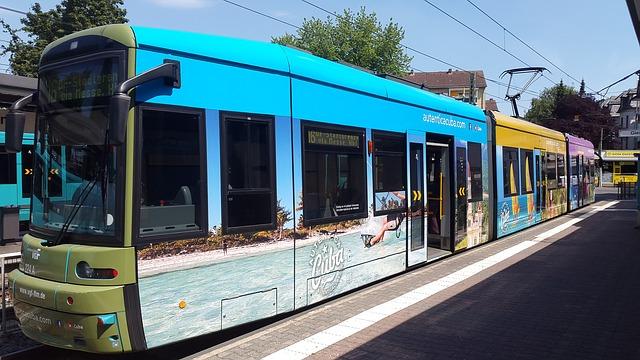 Dit zijn de voordelen van tram reclame in 2021